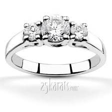 wedding ring meaning what you need to about three diamond engagement rings