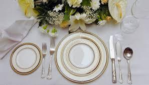 dining table arrangement impressive cutlery arrangement on dining table for your interior