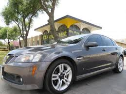 new and used pontiac g8 in arlington tx auto com