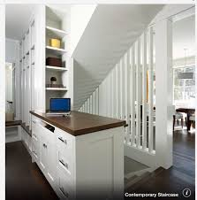 open stairs to basement i love the built ins u2026 pinteres u2026
