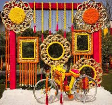 photo booth for beautiful photo booth for sangeet ceremony mehndi sangeet