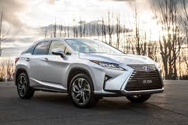 lexus hybrid 2016 lexus rx450h quick review