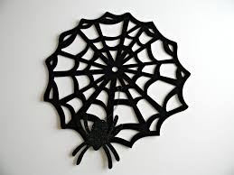 spider web charger wreath organize and decorate everything