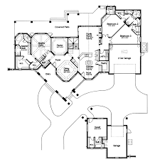 floor plans with guest house house plans with detached guest house home office