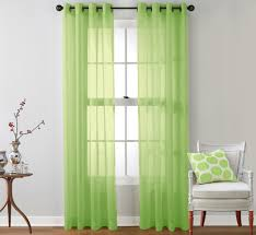 184 Twitter Solid Color Voile Sheer Curtains Pinterest