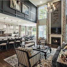 home design story rooms loving those keys above the fireplace by toll brothers 2