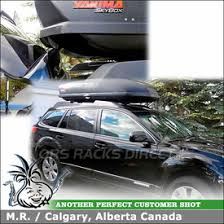 Car Top Carrier Cross Bars Yakima Sky Box 18 Cargo Roof Box Customer Installation Pictures Of