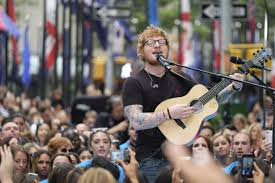 ed sheeran to headline the superdome in new orleans on halloween