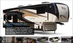 5 jaw dropping luxury fifth wheels for 2017 rvshare com