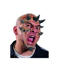 prosthetic halloween makeup woochie mutant spike horn set woochie halloween costumes