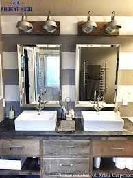 Galvanized Vanity Light 32 Best Vanity Light Images On Pinterest Bar Lighting Bathroom