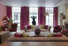 livingroom soho trendy soho hotel interiors idesignarch interior design
