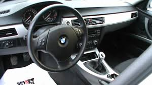 2008 bmw 320d touring m optik full review start up engine and in