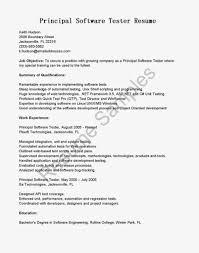 resume software engineer sample software testing resume format for experienced resume for your sample application tester resume software testing cv job description for merchandiser cover letter for government job
