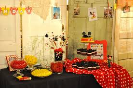 Mickey Mouse Birthday Party DIY or Buy Tutorials & Where to Buy