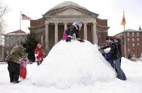 Syracuse University Map Back On Top Syracuse University Named No 1 Snowiest College In