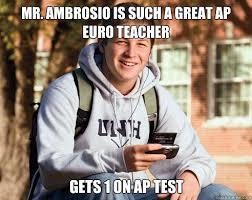 Ap Euro Memes - ap euro jokes annesutu