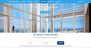 Real Estate Craigslist Template by Instant Real Estate Search Engine By Vidal Codecanyon