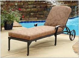 Outdoor Chaise Lounge Chairs With Wheels Patio Chaise Lounge Chairs With Wheels Patios Home Furniture