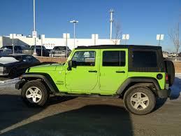 lime green jeep wrangler 2012 for sale check out this green jeep wrangler vehicle sales in
