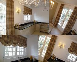 coudre des rideaux de cuisine effet bouillonné en cuisine chichis et pompons