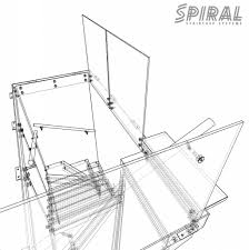spiral stairs spiral helical straight staircase experts b2ap3 thumbnail sl stair rev2 stair 005 blog jpg