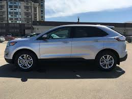 ford edge crossover new 2017 ford edge sel 4 door sport utility in edmonton 17ed2488