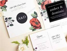 create wedding invitations wedding invitations match your color style free