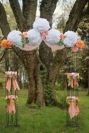 20 alternative wedding altars weddingomania outdoor altar ideas