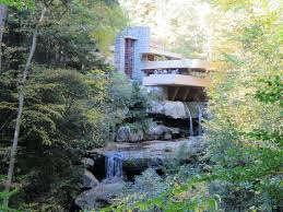 flood topples statue at iconic fallingwater house 90 5 wesa