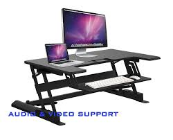Adjustable Sitting Standing Desk by Online Buy Wholesale Standing Desk Riser From China Standing Desk