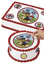 Amazon Wilton 710 7910 PAW Patrol Edible Cake