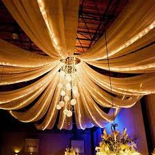 ceiling draping 4 panel 20 hoop ceiling draping hardware kit for wedding party