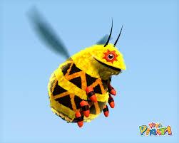 bumble bee pinata buzzlegum viva piñata wiki fandom powered by wikia