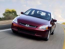Honda Accord 2003 Interior 2003 2005 Honda Accord Sedan Design Interior Exterior Innermobil