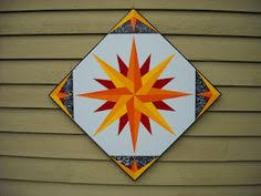 How To Make A Barn Quilt Make A Smaller Version Of A Barn Quilt Not Directions On How To