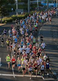 thanksgiving atlanta half marathon best fall u s half marathons