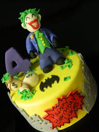 the joker themed custom birthday cake hey cupcake