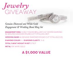win a wedding ring win holsted jewelers