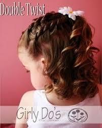 coiffure mariage enfant coiffure de cérémonie pour fille femmes