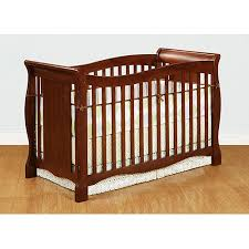 Easton 4 In 1 Convertible Crib Baby Relax Easton 4 In 1 Convertible Crib Walnut Walmart
