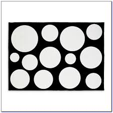 Modern Black And White Rugs Best Goerloese Rug Low Pile Blackwhitecm Ikea For Black And White