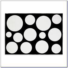 Modern Black And White Rug Best Goerloese Rug Low Pile Blackwhitecm Ikea For Black And White
