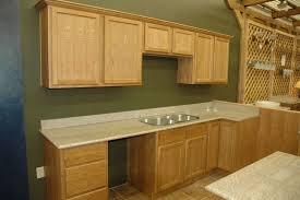 Staining Unfinished Oak Cabinets Amazing Unfinished Oak Kitchen Cabinets 32 On Interior Designing