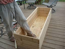 Patio Planter Box Plans by Garden Box Ideas 4 Home Vegetable Garden Ideas U0026 Types On A Budget