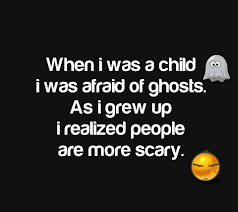 scary people quotes like success