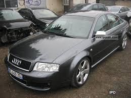 2003 audi rs6 horsepower 2003 audi rs6 quattro tiptronic 4 2 v8 a car photo and specs
