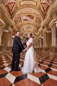 venetian las vegas wedding wedding photo taken in the venetian hotel after our gondola
