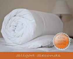10 5 Tog Duvet Kingsize M U0026s Slight Second Duvet Quilt 4 5 10 5 13 5 Tog Single Double