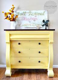 Yellow Decor Ideas 740 Best Yellow Painted Furniture Images On Pinterest Painted